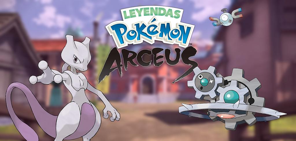 ¿Qué Pokémon no deberían aparecer y cuales no aparentarían estar en Leyendas Pokémon: Arceus?