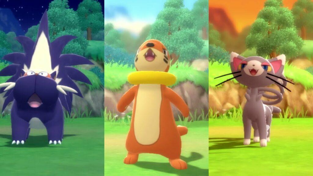 Nuevo avance de Pokémon Diamante Brillante y Perla Reluciente mostrando funciones mejoradas