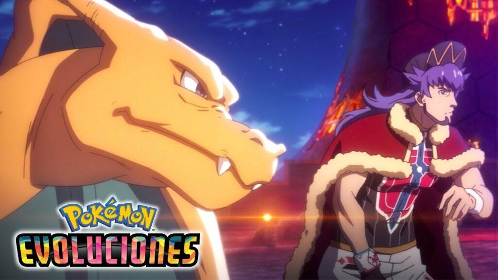 Disponible el primer episodio de Evoluciones Pokémon titulado El Campeón