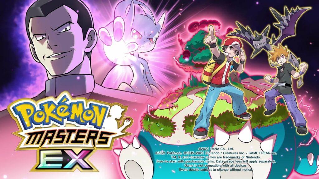 Pokémon Masters EX ha recibido una actualización para preparar el juego al próximo contenido