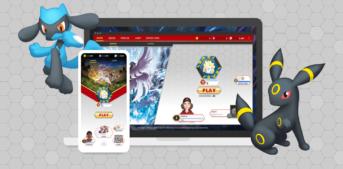pokemon tcg live captura de pantalla anuncio