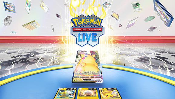 Pokémon TCG Online será reemplazado por la nueva aplicación Pokémon TCG Live