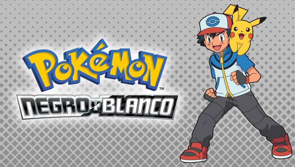 Ya puedes ver la temporada de Pokémon Negro y Blanco en TV Pokémon