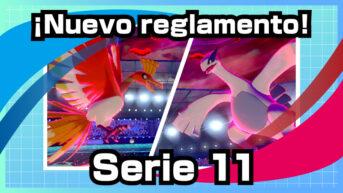 11 serie de combates clasificatorios pokémon
