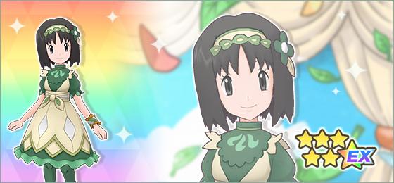 Reclutamiento destacado de Erika (Traje S) y Leafeon, evento de alta dificultad con Giovanni y más en Pokémon Masters