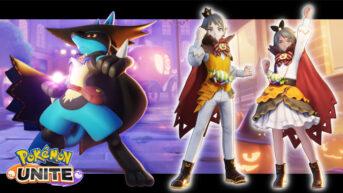 Halloween Pokémon UNITE (3)