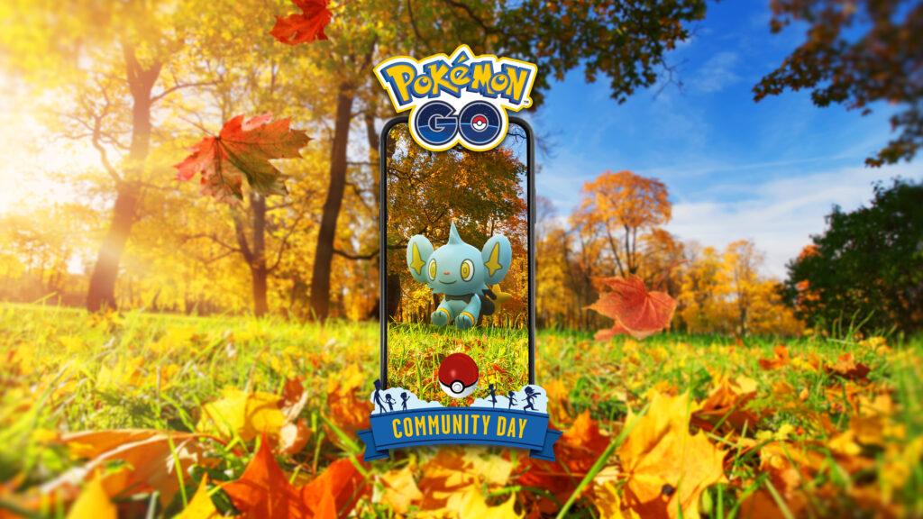 El Día de la Comunidad de Pokémon GO en noviembre estará protagonizado por Shinx