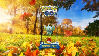 día de la comunidad shinx pokémon go