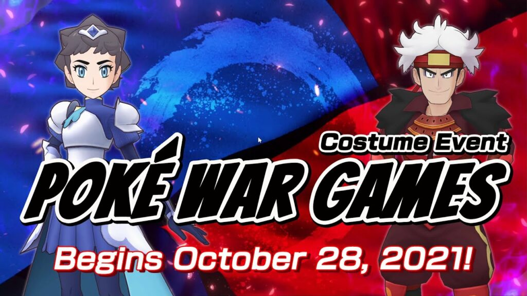 Pokémon Masters ha anunciado un nuevo tipo de evento con trajes temáticos e historias