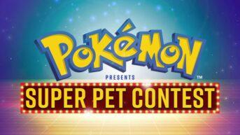 pokémon super pet contest