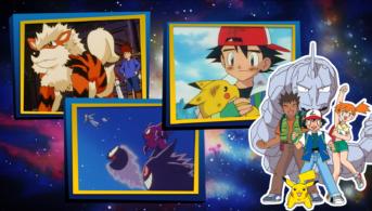 recopilación de kanto tv pokémon