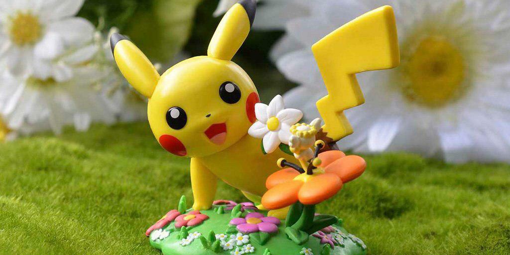 La nueva figura Funko Pop de Pikachu para este mes es Blooming Curiosity