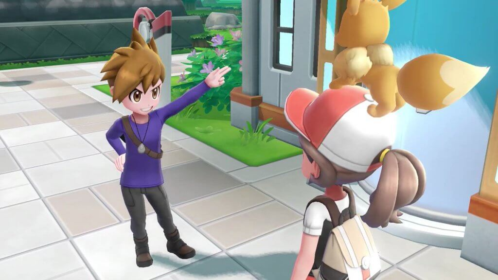 Pokémon: Let's Go, Pikachu! y Pokémon: Let's Go, Eevee! ya disponibles