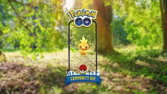 Community day Torchic