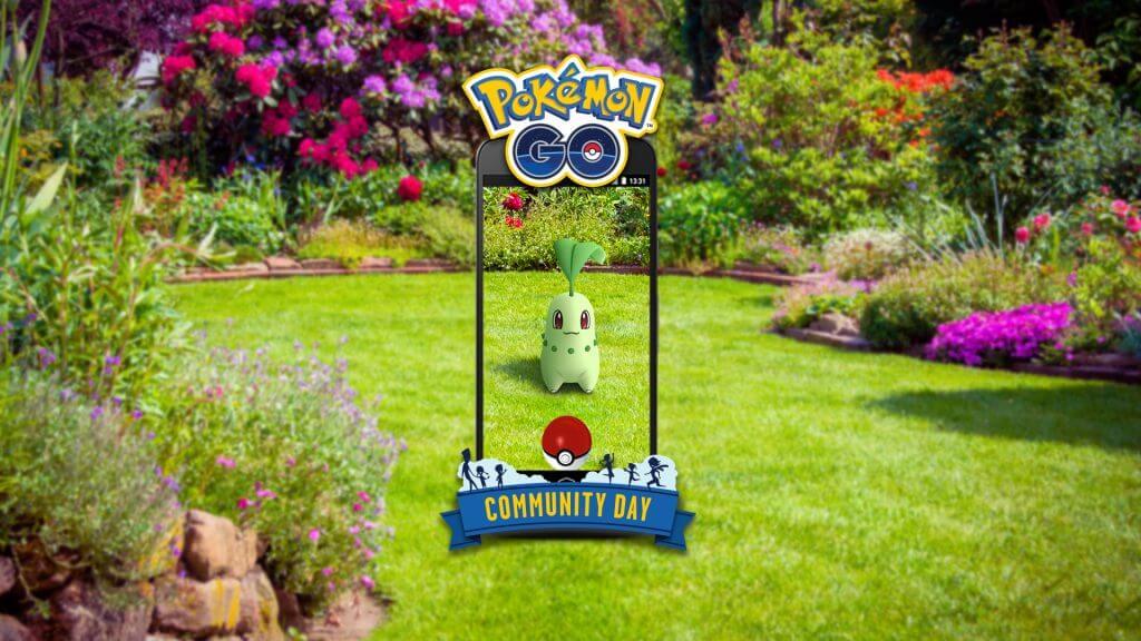 Nueva información sobre el próximo día de la comunidad en Pokémon GO