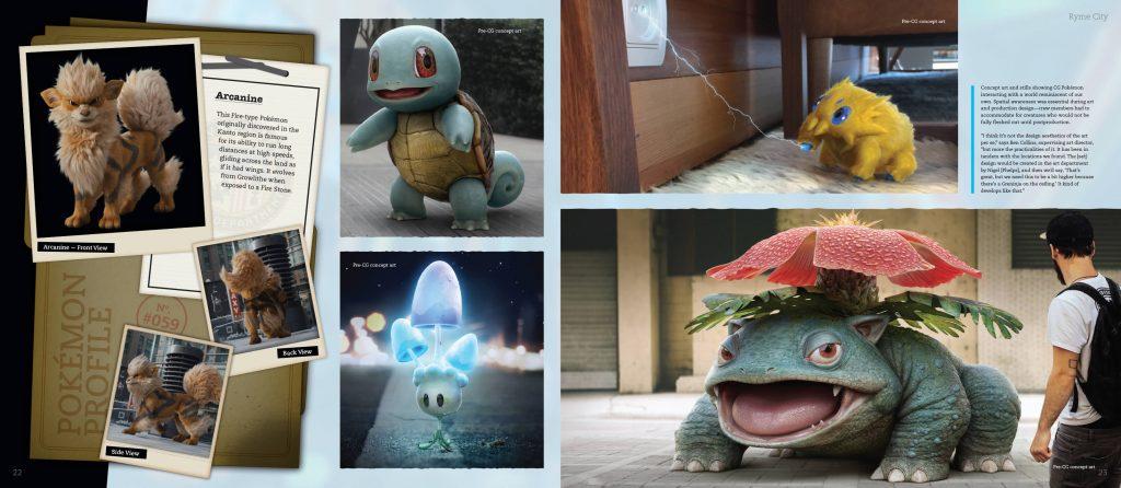 Pokémon: Detective Pikachu tendrá un libro de arte este mes