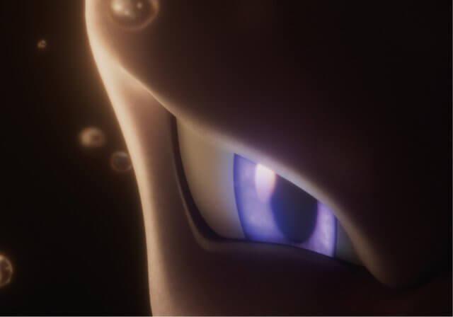 Nueva información de la película Mewtwo Strikes Back EVOLUTION