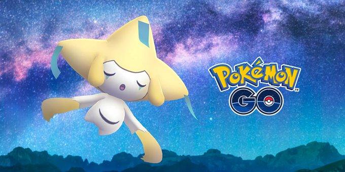 Finalmente Jirachi llega a Pokémon GO para todos