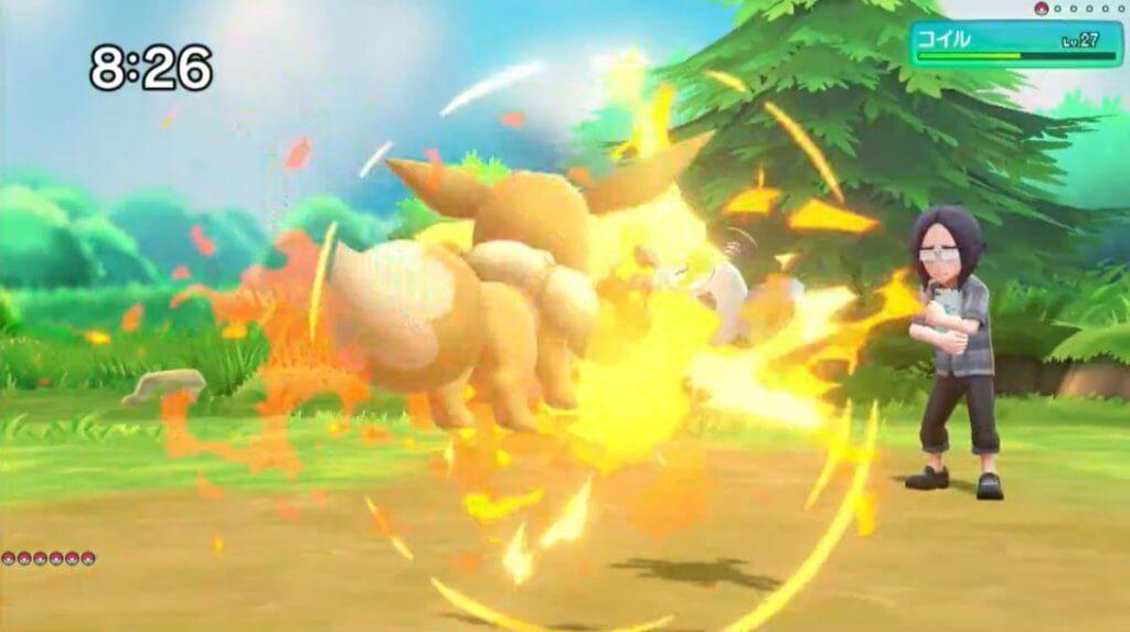 Técnicas secretas y movimientos exclusivos en Pokémon: Let's Go, Pikachu! y Pokémon: Let's Go, Eevee!