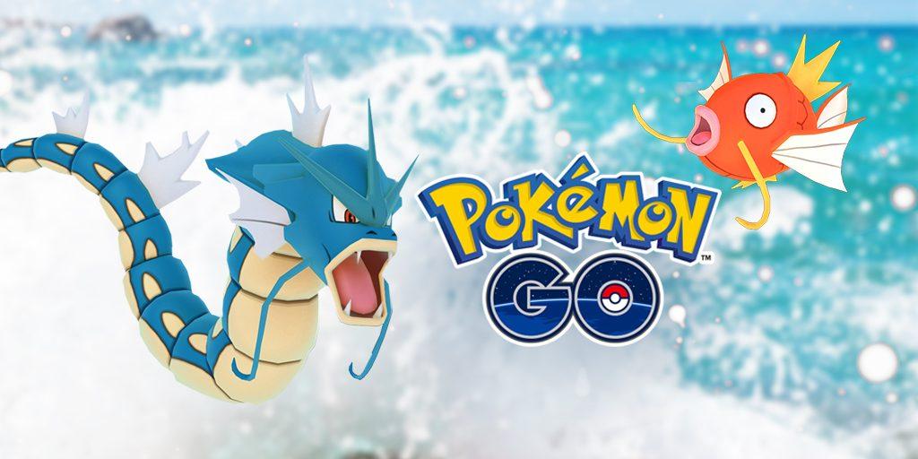 Información sobre el Festival Acuático 2019 de Pokémon GO