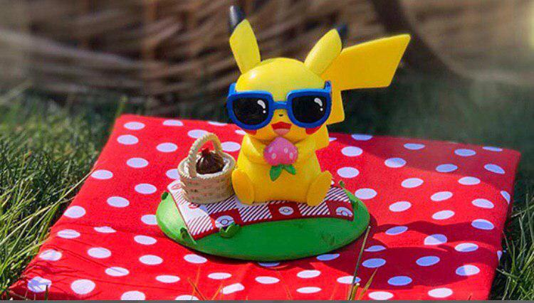 La nueva figura Funko Pop de Pikachu para este mes es Sweet days are here