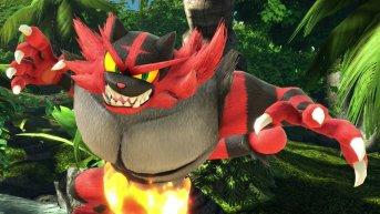 Incineroar super smash bros