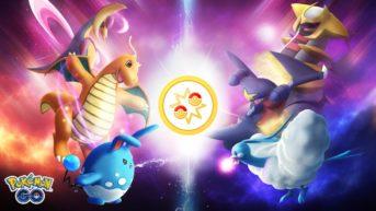 Liga Combates Pokémon GO