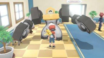 Melmetal en Pokemon Let'sGo