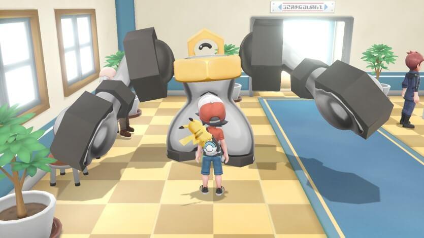 Ya disponible la actualización 1.0.1 de Pokémon Let's Go, Pikachu y Eevee