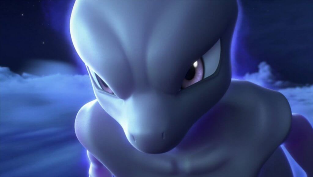 Nuevo trailer de la película Mewtwo Strikes Back EVOLUTION