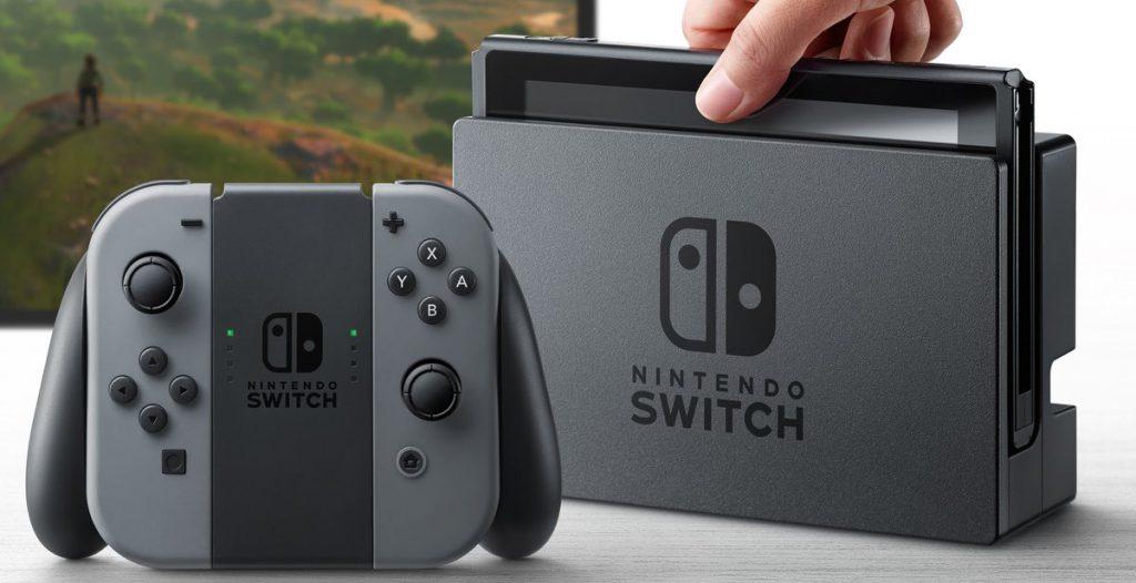 Nintendo Switch ha logrado superar los 10 millones de consolas vendidas en Europa