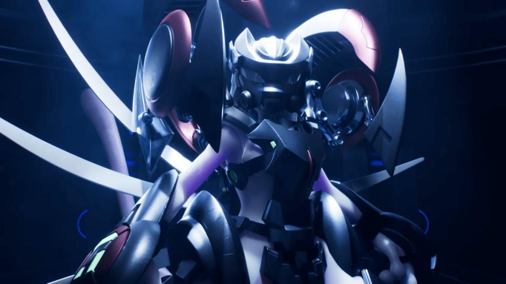 Mostrada la nueva armadura de Mewtwo en el nuevo tráiler de Mewtwo Strikes Back EVOLUTION