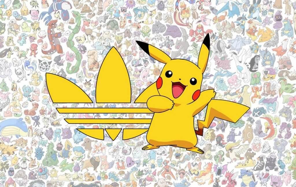 Mostradas las zapatillas de Pikachu y Squirtle para la colaboración de Pokémon con Adidas