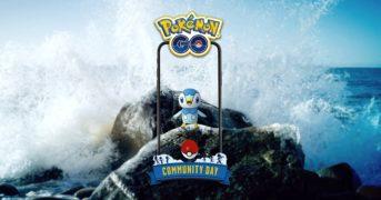 Piplu Día de la Comunidad, Pokémon GO