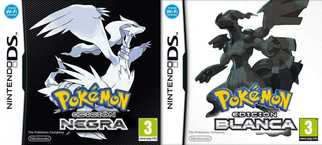 Pokémon Negro / Pokémon Blanco – Pokémon Alpha