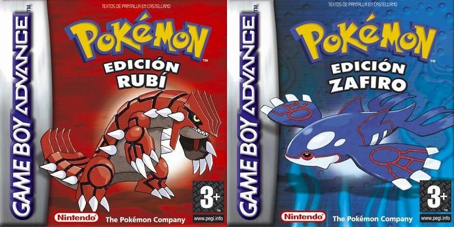 Pokémon Rubí / Pokémon Zafiro – Pokémon Alpha