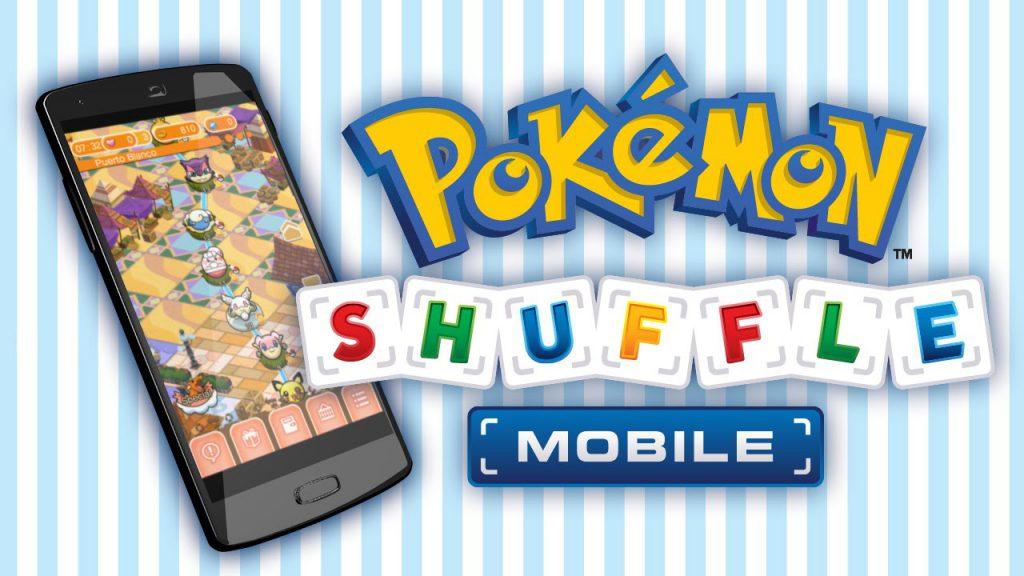 Pokémon Shuffle Mobile cumple 3 años y logra 15 millones de descargas