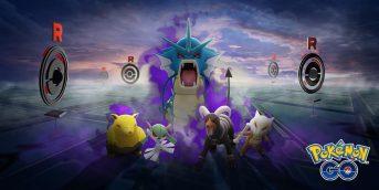 Pokémon GO Oscuros