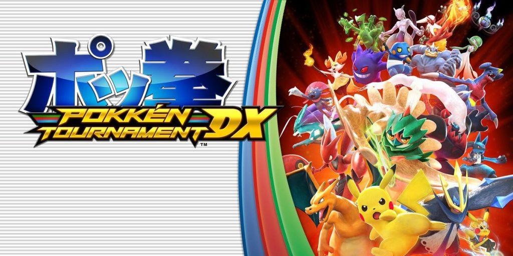 Pokkén Tournament DX se actualizará a la versión 1.2