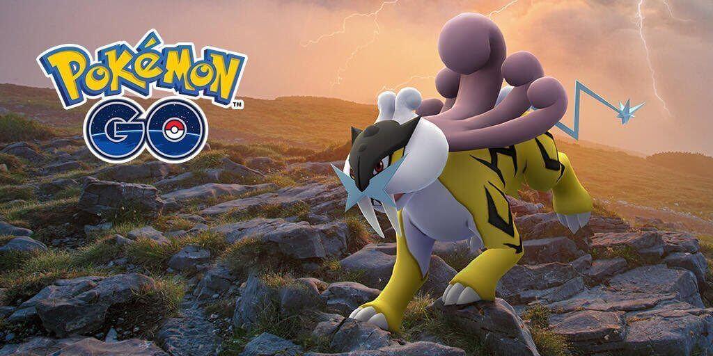 Raikou estará disponible en las nuevas tareas de investigación de Pokémon GO