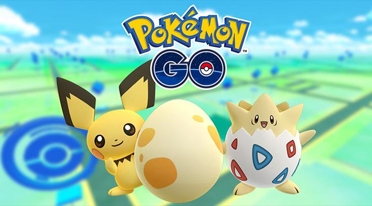 Ya puedes ver lo que te sale de los huevos en Pokémon GO