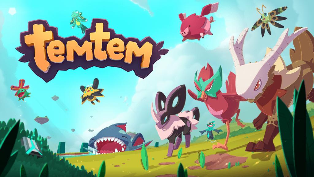 Temtem, un nuevo MMORPG inspirado en Pokémon y con futuro para el competitivo