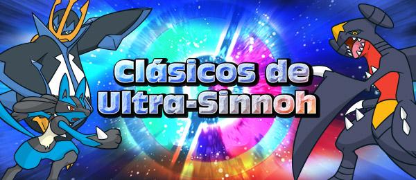 Anunciado el torneo en línea Clásicos de Ultra-Sinnoh