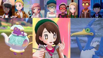 Vete de acampada en PokémonEspada y PokémonEscudo