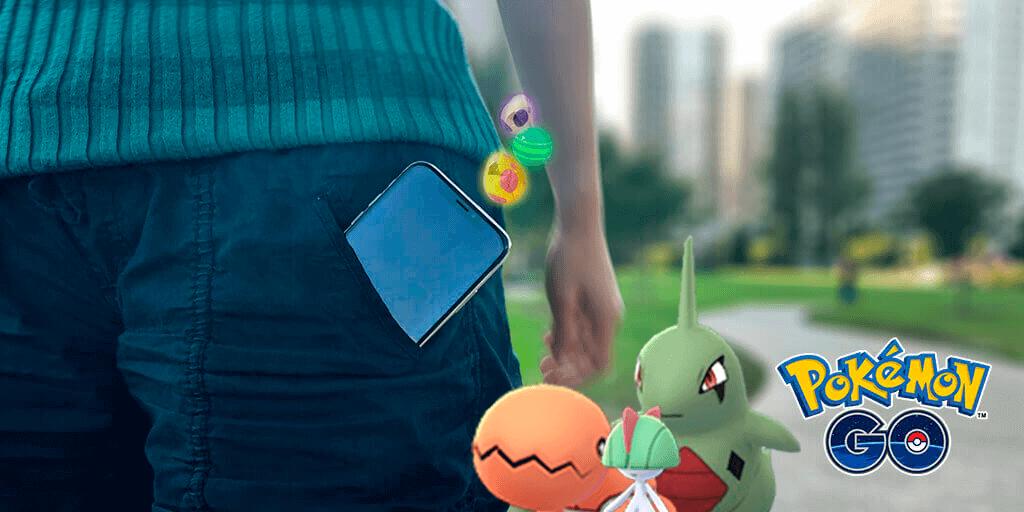 Nuevas recompensas y Pokémon en la Sincroaventura de Pokémon GO