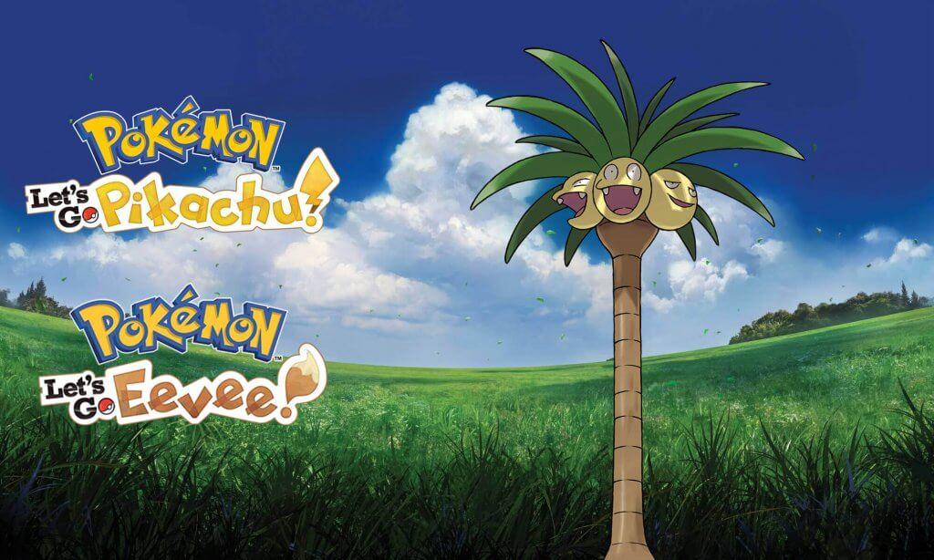 Formas Alola en Pokémon Let's Go ¿Es necesario Pokémon Go para obtenerlas?