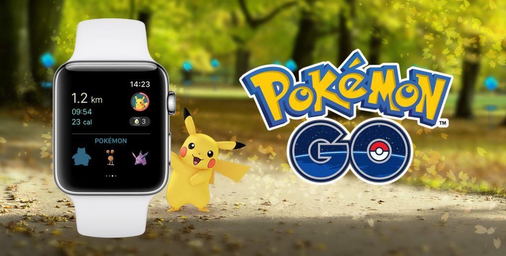 El soporte de Pokémon GO en Apple Watch finalizará el 1 de julio