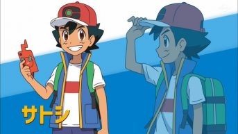 ash pokemon anime