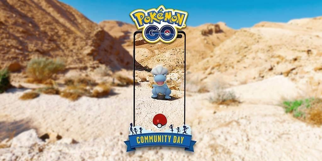 Bagon protagonizará el próximo Día de la Comunidad en Pokémon GO