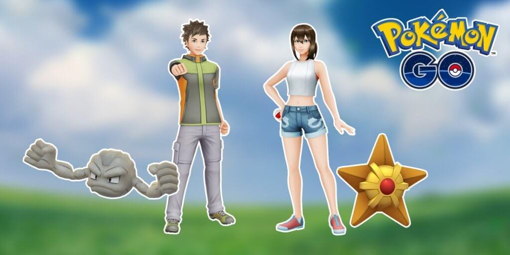Nuevas prendas de ropa y nuevos jefes de incursión en Pokémon GO